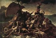 Theodore   Gericault Medusa Battle china oil painting reproduction